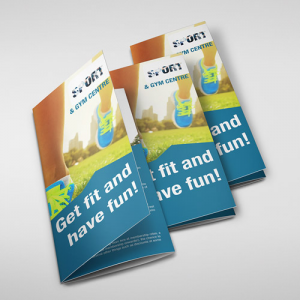 Recycled Brochures (White)