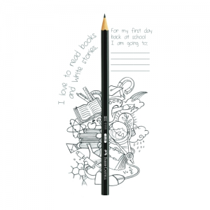 PRODUCT DETAIL PENCILS FABER-CASTELL 1111 ECONOMY 2B BX12