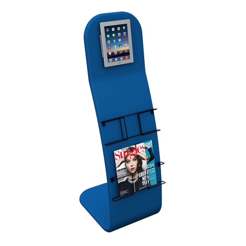 Ipad fabric display stand