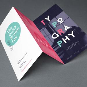 DL Brochures (scored) - 6 Page Foldout