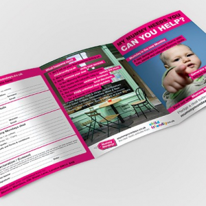 A6 Folded Brochures - 6 Page Foldout