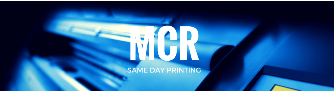 Same Day Printing Manchester