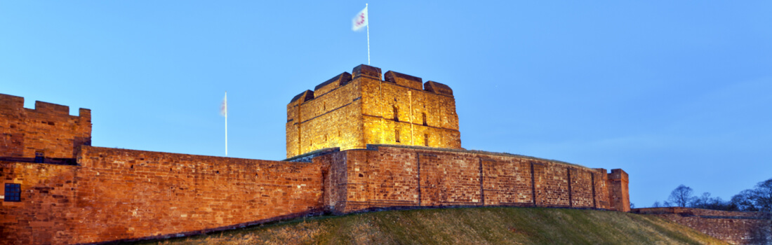Image result for carlisle castle banner