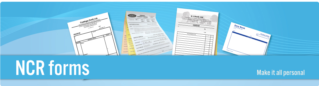 printed ncr forms