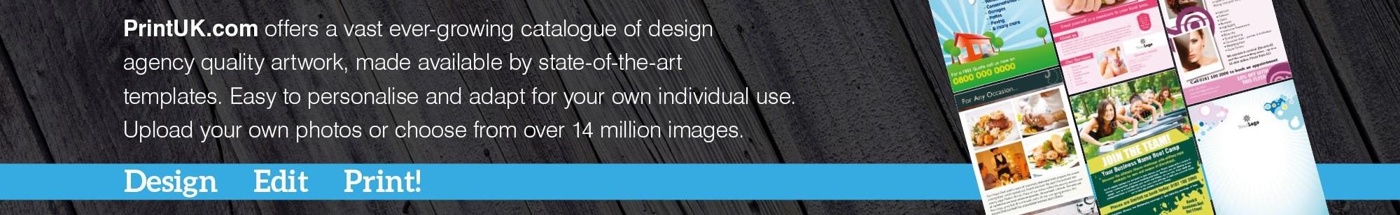 Design your leaflet