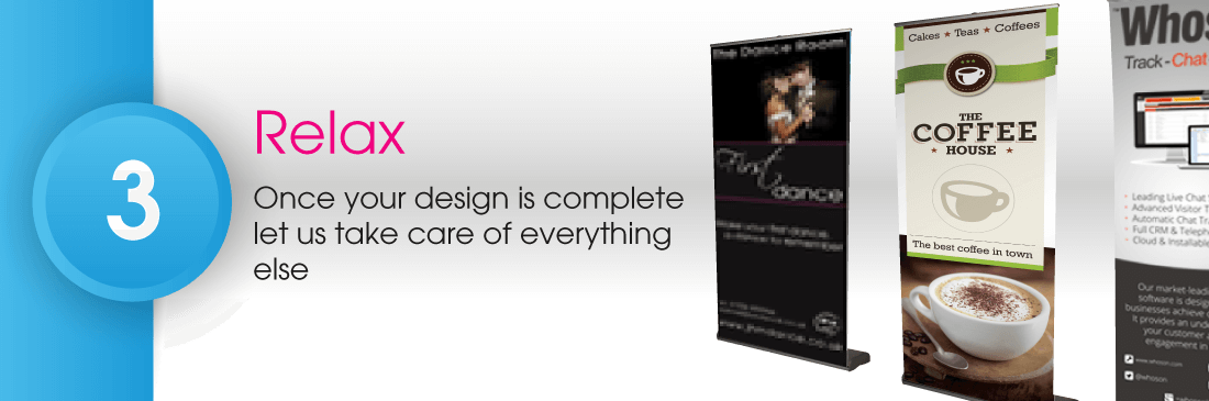 Banner Stand Templates Banners