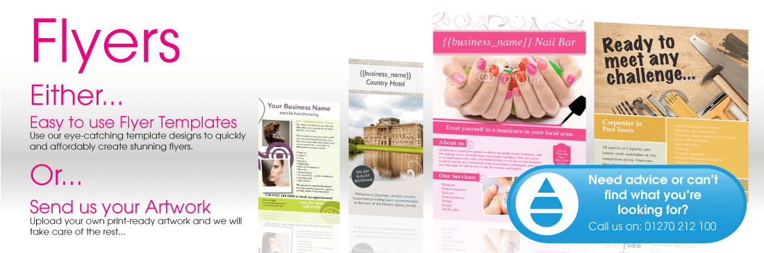 Flyer Printing & Flyer Templates | www printbuyingdirect co