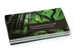 High quality business cards online printinglounge recycled business cards reheart Gallery
