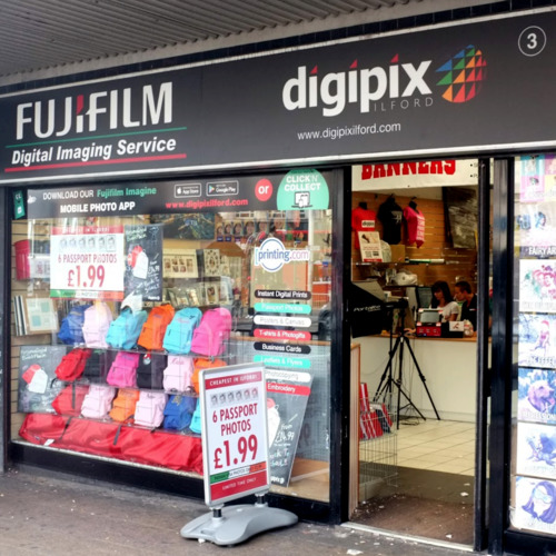 Printing, design and web in Ilford, Essex