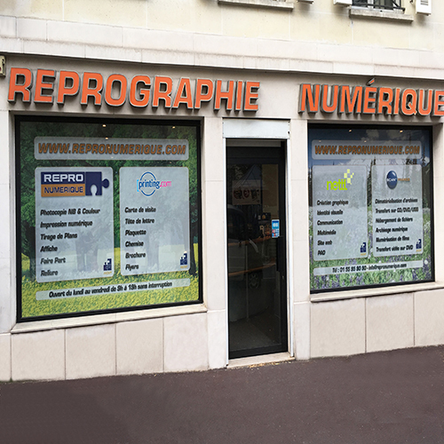Imprimerie & création de site web à Issy-les-Moulineaux