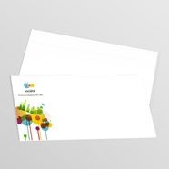 Enveloppes - imprimées