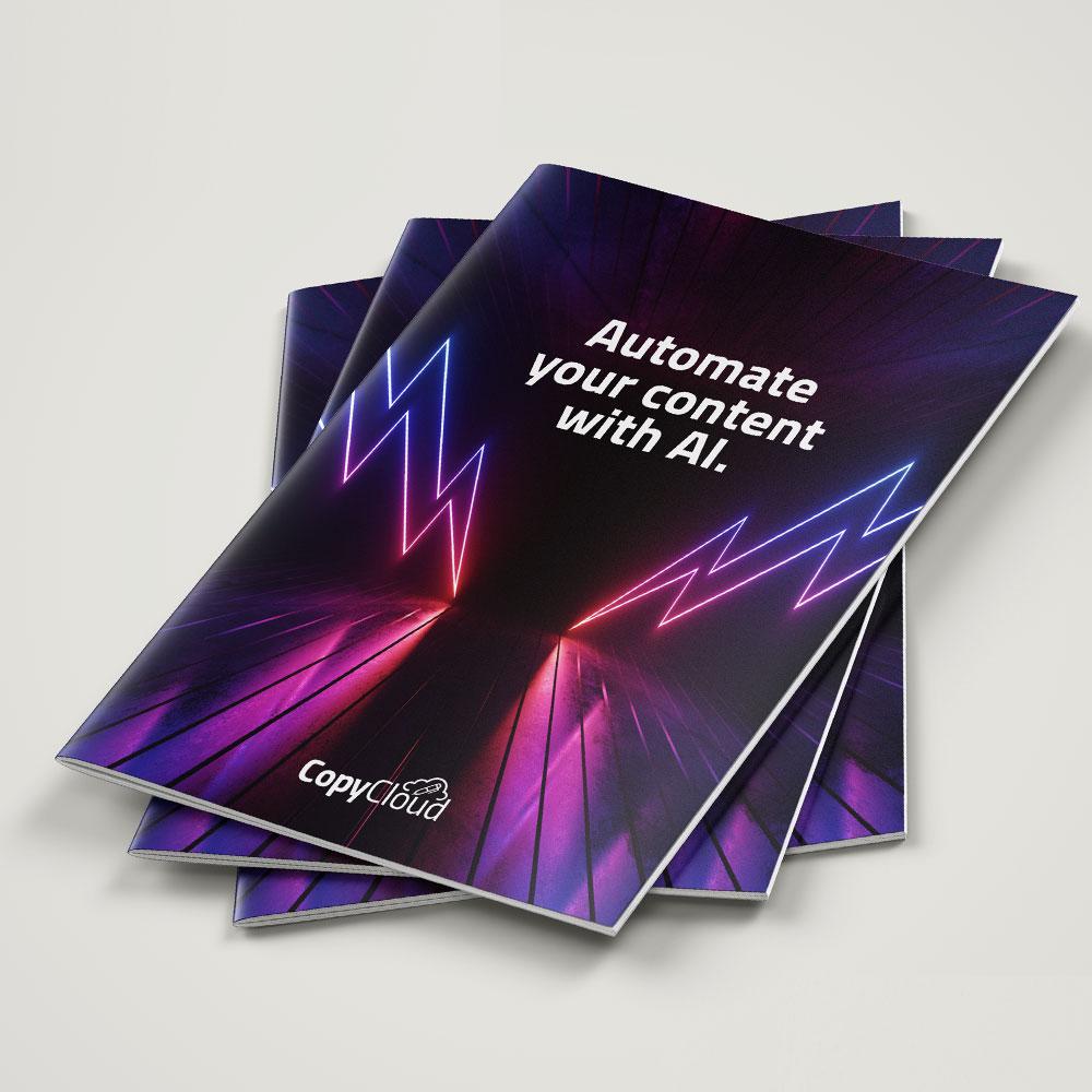 Brochures met spoed