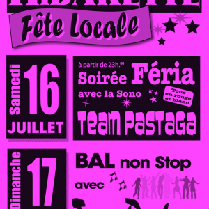 Fluo - Affiches