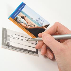 Afspraakkaartjes