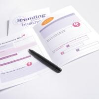 100gsm Folded Business/Application Forms