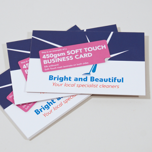 Print only products prices gloucester print shop gloucester product detail 450gsm soft touch matt laminated business cards colourmoves Image collections