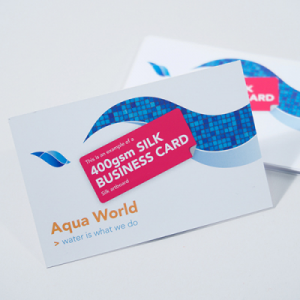 400gsm Business Cards
