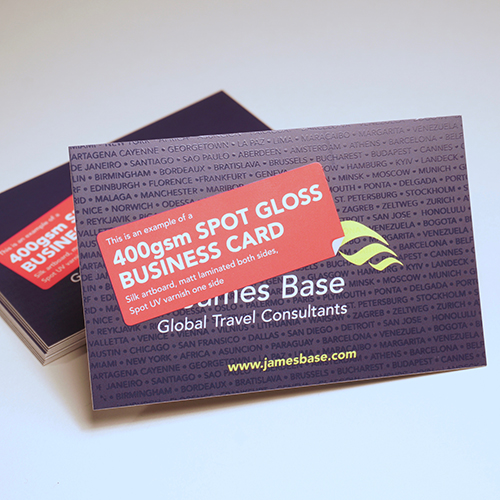 400gsm spot gloss business card primeprint prices for 400gsm spot gloss business card reheart Gallery