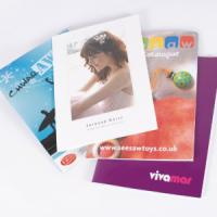 280gsm Silk Booklets