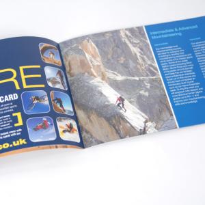 Brochures A5 paysage : 170g mat