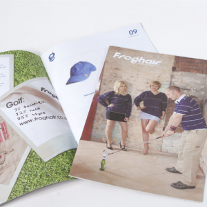 A6 Portrait Booklets : 160gsm Uncoated