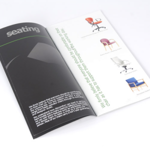 1/3rd A4 Booklets : 100gsm Silk