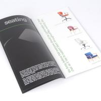 1/3rd A4 Booklets : 100gsm Uncoated