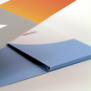 Budget 2-Panel Peel & Stick Folders