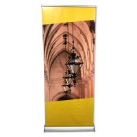 Formal Roller Banner Stand and Poster