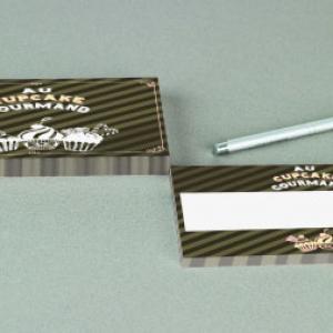 Carte de correspondance Classique