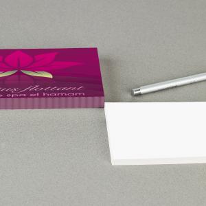 Carte de correspondance Recyclée