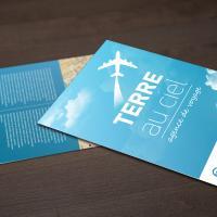 Flyer ou  Fiche  Recyclé