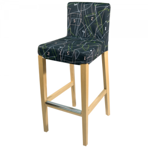 Giraffe Bar Stool Cover