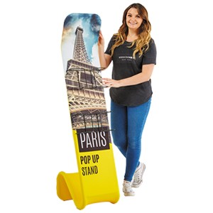 Paris Fabric Stand