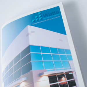 Digital 150gsm A5 Booklets: with border