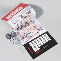 100gsm A4 14mth Digital Calendar : 1 Page Per Mth