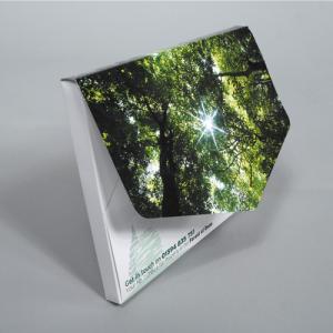 StarMarque Spot UV Fat Folders