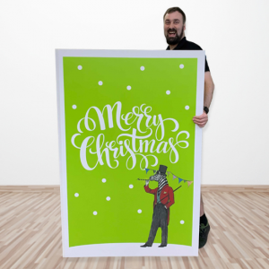 Giant Greetings Cards