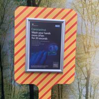 Freestanding Sign Posts
