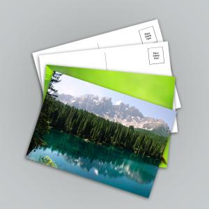 350gsm Gloss Postcards