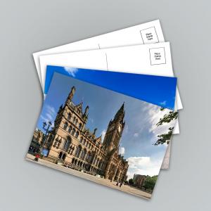 350gsm Silk Postcards