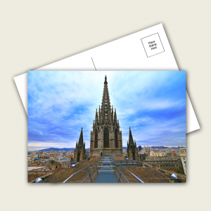 400gsm Silk Postcards