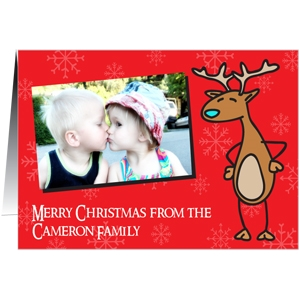 300gsm Trucard Christmas Cards (A6 folded size)