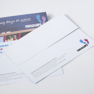 160gsm Uncoated One-Piece Mailers