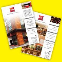 130gsm Gloss Leaflets A5 A4
