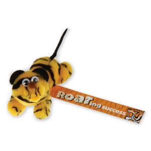 Large Tiger Promotional Bugs