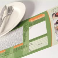 100gsm Recycled Place Mats