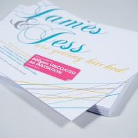 700gsm Uncoated Flyers