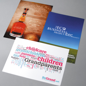 UKM Professional 200gsm Leaflet