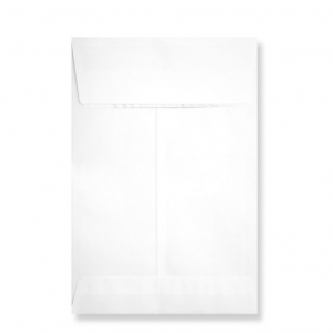 White Gusset Envelopes
